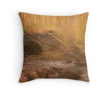 Restful Place Throw Pillow
