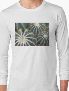 Sharp Beauty - Elegantly Ordered Cactus Needles T-Shirt