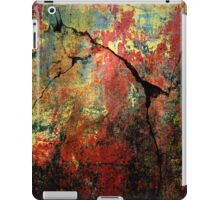 Grunge Wall iPad Case/Skin
