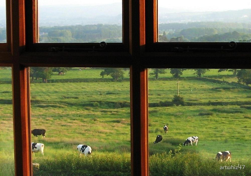 Just A Peek At Wales by artwhiz47