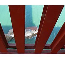Golden Gate New Vision Photographic Print