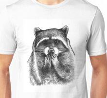 Hungry Raccoon Unisex T-Shirt