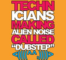 Technicians Making Alien Noise (magenta) Unisex T-Shirt