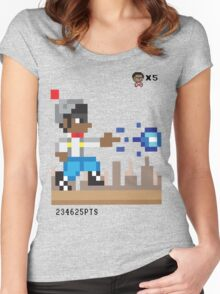 1/2 of Official Super Gizmo World 2 Tshirt Women's Fitted Scoop T-Shirt