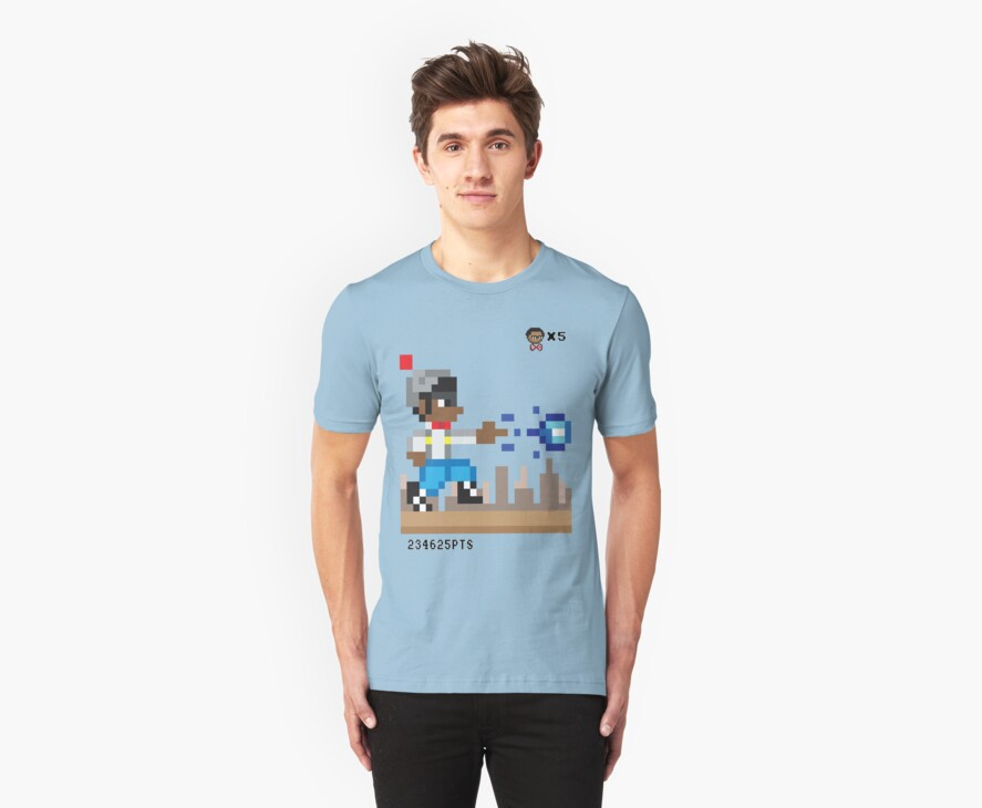 1/2 of Official Super Gizmo World 2 Tshirt by CrissChords