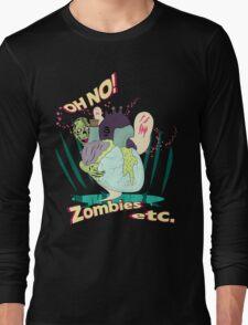Zombies etc. Long Sleeve T-Shirt
