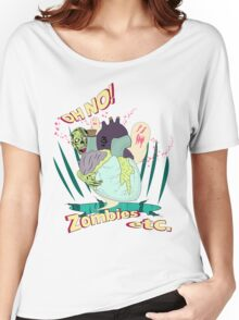 Zombies etc. Women's Relaxed Fit T-Shirt