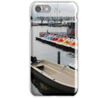 lake zurich iPhone Case/Skin