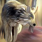 Coyote Hybrid by PatChristensen