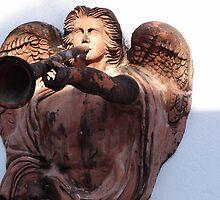 Angel  by Bernhard Matejka
