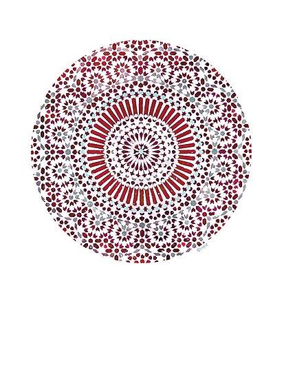 red capricorn by offpeaktraveler