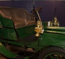 1904 COLUMBIA MARK XLIII TWO-CYLINDER REAR ENTRANCE TONNEAU at Bonhams London  Sticker