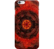 Symbology Series - Inferno iPhone Case/Skin