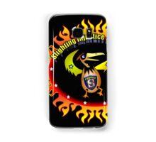 Super Eggbert - Slighting Injustice Everywhere II Samsung Galaxy Case/Skin