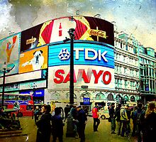 London VII - Piccadilly Circus by Igor Shrayer