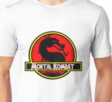 Jurassic Kombat Unisex T-Shirt