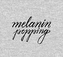 Melanin Popping Unisex T-Shirt