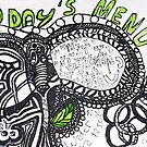 Doodle Menu by grarbaleg