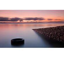 Autumn Sunrise - Cleveland Qld Australia Photographic Print
