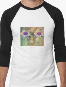 Nature. mother nature Men's Baseball ¾ T-Shirt