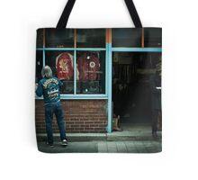retro shop Tote Bag