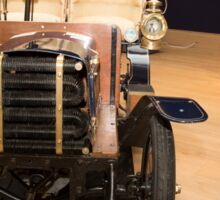 1904 MMC 8HP TONNEAU at Bonhams London to Brighton Run sale of Veteran Motor cars  Sticker