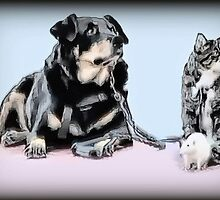 "✿♥‿♥✿ ""YES WE LUV ONE ANOTHER WHY CANT WE ALL GET ALONG""? ✿♥‿♥✿    by ✿✿ Bonita ✿✿ ђєℓℓσ"