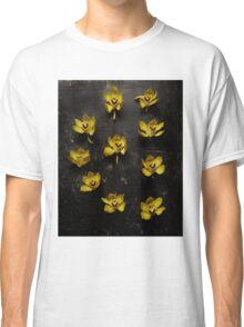 Yellow Orchid Still Life Classic T-Shirt