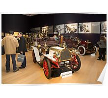 Inside Bonhams London to Brighton Run sale of Veteran Motor cars which takes place ahead of this weekends famous car run Poster