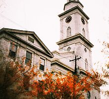 Old Church 3 - Downtown Cincinnati by Alex Baker