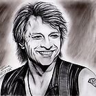 JON BON JOVI  50th Birthday by jos2507
