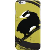 Hufflepuff and Proud. iPhone Case/Skin