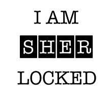 I am Sehr Locked by -Isabelle-