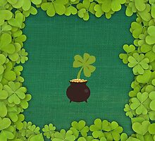Happy St Patrick's Day by Fara