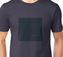 Space pattern - we are floating in space Unisex T-Shirt