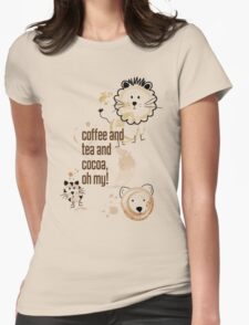 Coffee and Tea and Cocoa, Oh My! T-Shirt