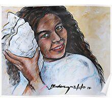 Phoebe's Little Angel Poster
