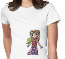 Princess Zelda Tee Womens Fitted T-Shirt