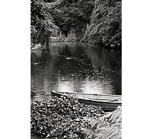 Pond, Government House—Hobart, Tasmania Photographic Print