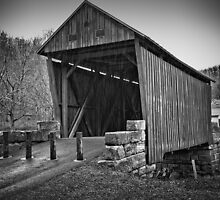 Bridge Of Doddridge County by Lensviewphoto