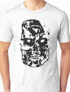 Black Ink Terminate  Unisex T-Shirt