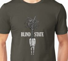 Blind State Tree Head (for dark colors) Unisex T-Shirt