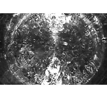 boiling water Photographic Print