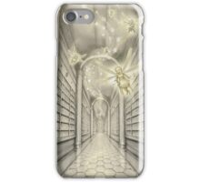 The White Library of the Elder Oeda iPhone Case/Skin