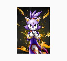 Blaze the Cat: Fire Within Me T-Shirt