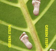 Green Steps! by Gwoeii