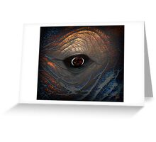 within my minds eye Greeting Card
