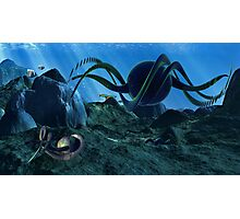 In Alien Seas Photographic Print