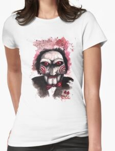 Want to Play a Game Womens Fitted T-Shirt