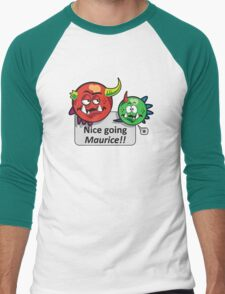 Monsters Men's Baseball ¾ T-Shirt